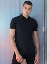 Men´s Short Sleeved Stretch Polo